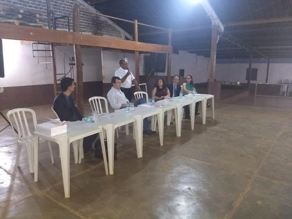 Gameleira de Goiás-GO