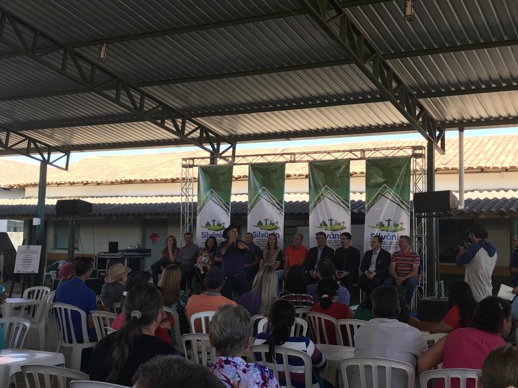 INAMS – Depoimento de um beneficiário no municipio de Silvânia – Goiás