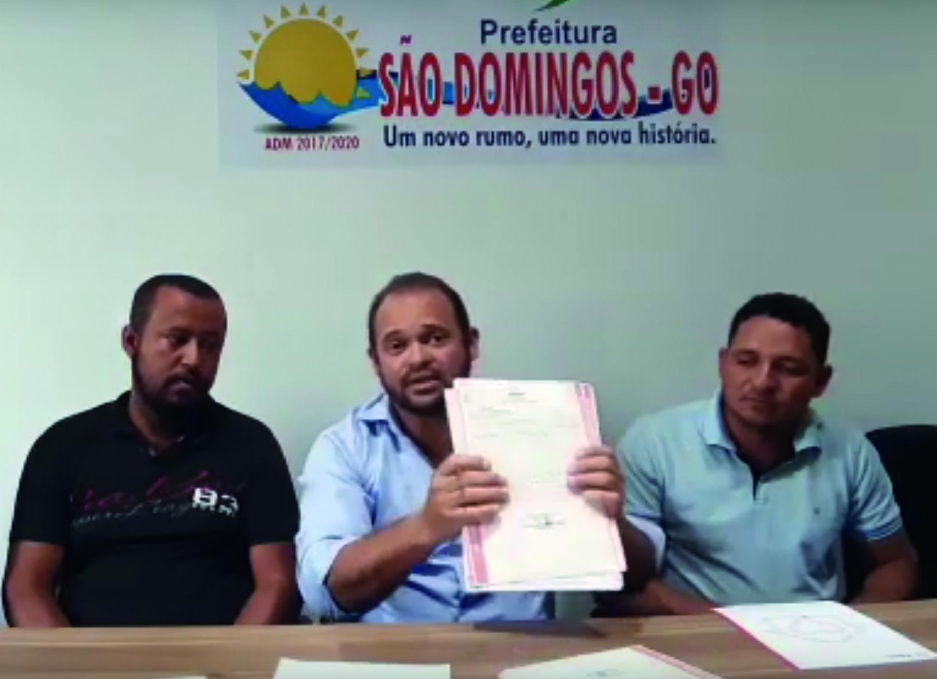 OS TITULOS DO PROGRAMA DE REGULARIZAÇÃO FUNDIÁRIA URBANA DO MUNICÍPIO DE SÃO DOMINGOS