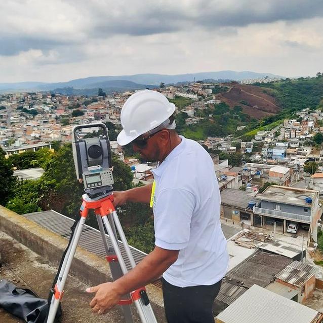 Projeto de regularização fundiária urbana em São Paulo!