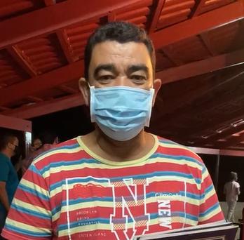 Beneficiário de Bonfinópolis conta como foi sua experiência com o INAMS